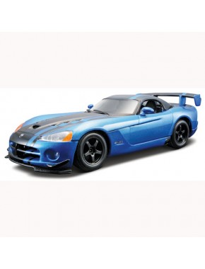 Авто-конструктор - DODGE VIPER SRT10 ACR (2008) 1:24