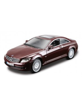 Авто-конструктор - MERCEDES BENZ CL550 1:32