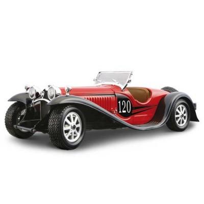 "Авто-конструктор - BUGATTI ""TYPE 55"" (1932) 1:24"