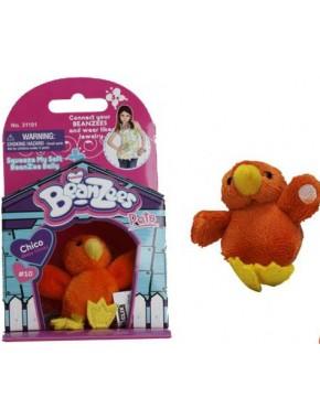 Мягкая игрушка BeanZees Цыпленок 5 см