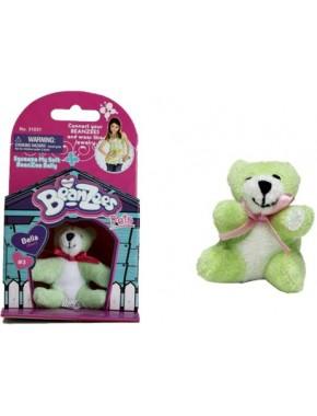 Мягкая игрушка BeanZees Медвежонок 5 см