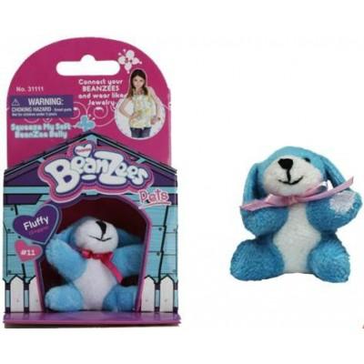 Мягкая игрушка BeanZees Щенок 5 см