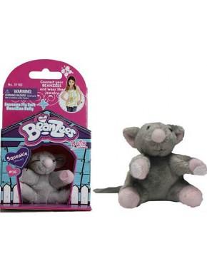 Мягкая игрушка BeanZees Мышонок 5 см