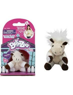 Мягкая игрушка BeanZees Лошадка 5 см