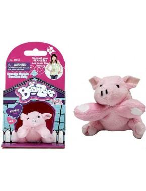Мягкая игрушка BeanZees Поросенок (31061)