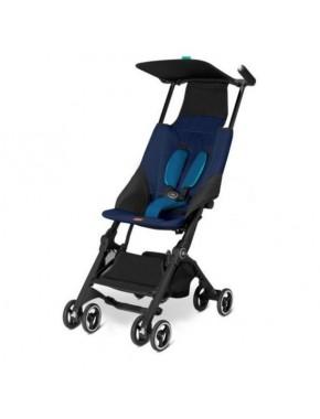 Прогулочная коляска GB Pockit Sea Port Blue-navy blue (616230004)