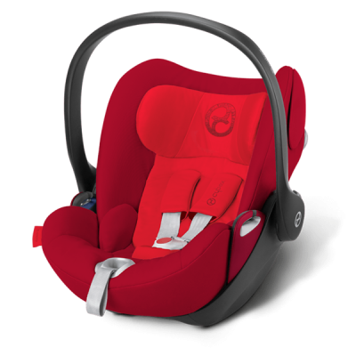 Автокресло Cybex Cloud Q Hot & Spicy-red (515140089)