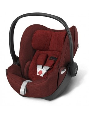 Автокресло Cybex Cloud Q PLUS Mars Red-red (516110021)