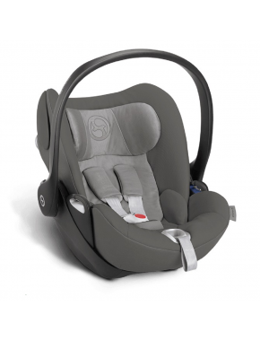 Автокресло Cybex Cloud Q Manhattan Grey-mid grey (516110009)