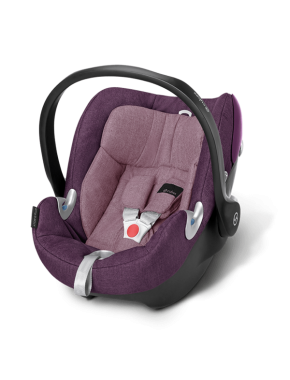 Автокресло Cybex Aton Q Plus Grape Juice-purple (515104155)