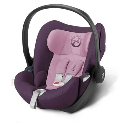 Автокресло Cybex Cloud Q Princess Pink-purple (516110013)