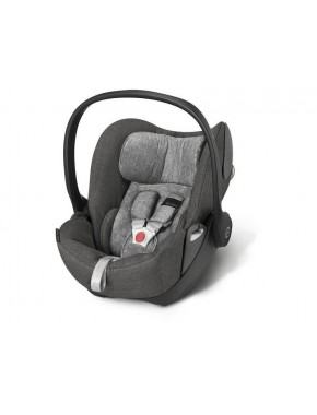 Автокресло Cybex Cloud Q Phantom Grey-dark grey (516110011)