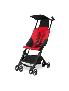 Прогулочная коляска GB Pockit Dragonfire Red-red (616230003)