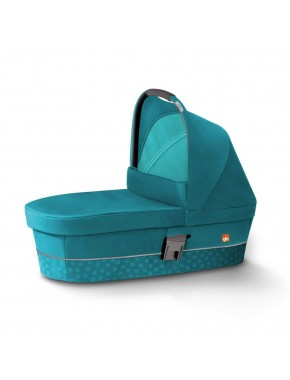 Люлька для коляски GB Cot Capri Blue-turquoise (616226005)