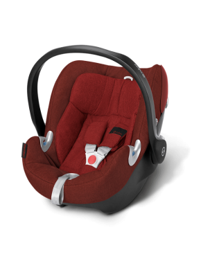 Автокресло Cybex Aton Q Plus Mars Red-red (516105021)
