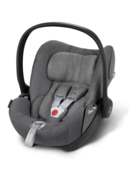 Автокресло Cybex Cloud Q PLUS Manhattan Grey-mid grey (517000051)