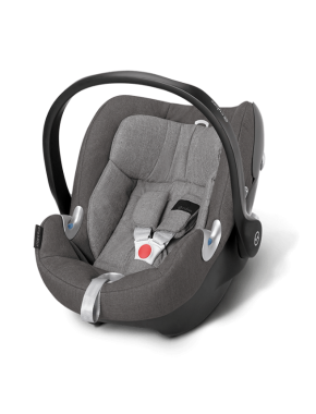 Автокресло Cybex Aton Q Plus Manhattan Grey-mid grey (516105025)