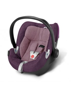 Автокресло Cybex Aton Q Plus / Princess Pink-purple (516105027)