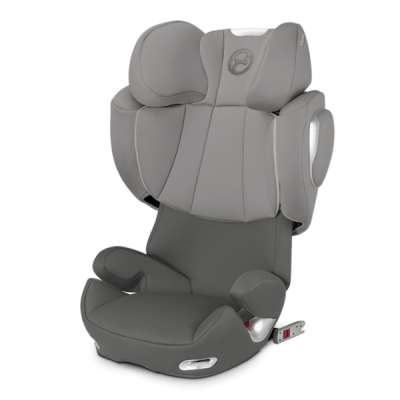 Автокресло Cybex Solution Q2-fix Manhattan Grey-mid grey (516144009)