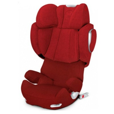 Автокресло Cybex Solution Q2-fix Plus Mars Red (516144019)