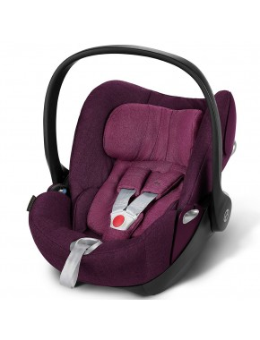 Автокресло Cybex Cloud Q PLUS Mystic Pink-purple (517000055)