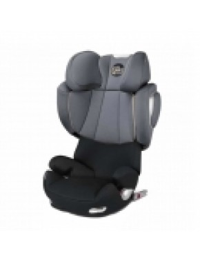 Автокресло Cybex Solution Q3-fix Graphite Black dark grey (517000090)