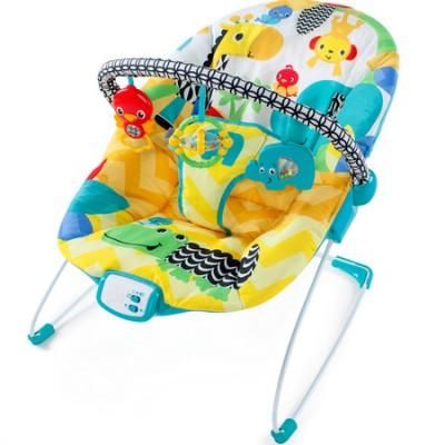 Кресло-качалка Bright Starts Safari Smiles Bouncer
