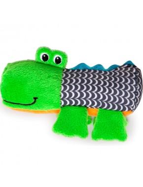 Пищалка Крокодил Bright Starts Squishable Squeaker