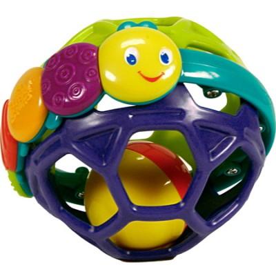 Гибкий звонкий мяч Bright Starts Flexi Ball (8863)
