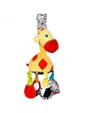 Развивающая игрушка-подвеска Bright Starts Жираф (8976)