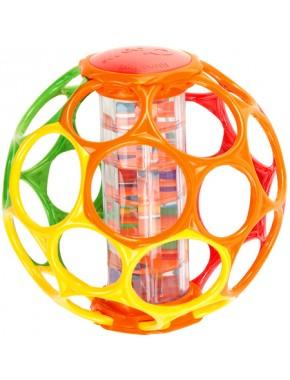 Мяч Oball с погремушкой Bright Starts Лабиринт (81030)