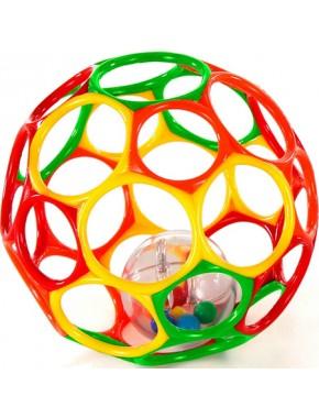 Мяч-прорезыватель Bright Starts Oball Rattle (81035)
