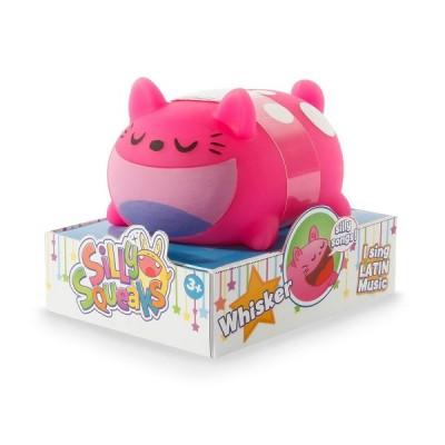 Музыкальная игрушка-нотка Silly Squeaks Вискер Ля (39647)