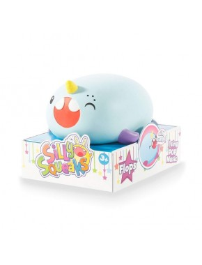 Музыкальная игрушка-нотка Silly Squeaks Флопс Соль (39650)