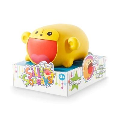 Музыкальная игрушка-нотка Silly Squeaks Буги Ми (39648)