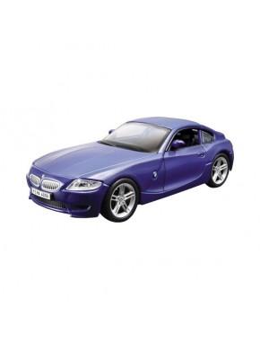 Автомодель - BMW Z4 M COUPE синий металлик (18-43007)