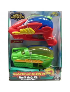 Водное оружие BuzzBeeToy Kwik Grip XL 2 pack