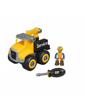 Игрушка-конструктор Toy State Сервисная машина, Machine Maker