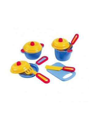 Кухонный набор 7 предметов PlayGo