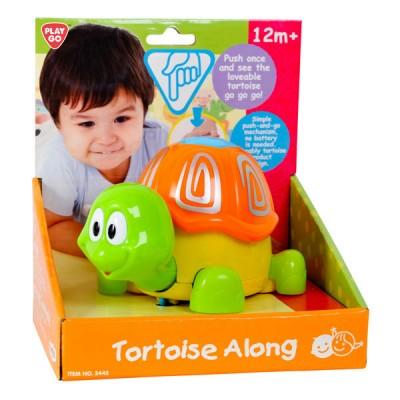 Развивающая игрушка Черепаха PlayGo