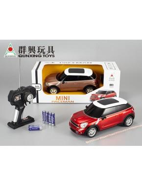 Радиоуправляемая модель Qunxing Toys Mini Paceman 1:16 (300325)