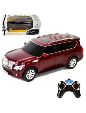Радиоуправляемая модель Qunxing Toys Infiniti QX56 (300408)