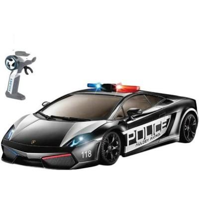 Автомобиль на р/у 1:16 Auldey Lamborghini Gallardo Police LP560-4