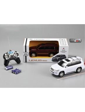 Радиоуправляемая модель Qunxing Toys Lexus LX570 (300407)