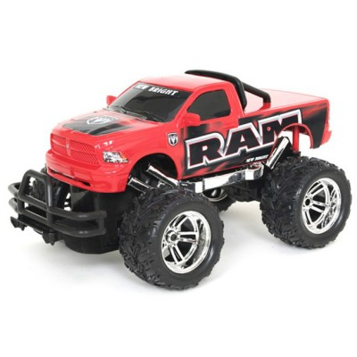 Автомобиль на р/у 1:16 Dodge RAM New Bright (1688)(1)