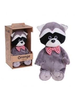 Мягкая игрушка Orange  Енотик Дэнни в бабочке 28 см (OS614/20)