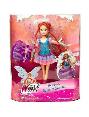 Кукла Winx Магический скипетр Блум, 28 см (IW01351101)