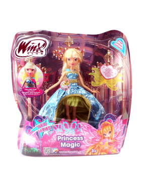 Кукла Winx Поющие принцессы Стелла (IW01161403)