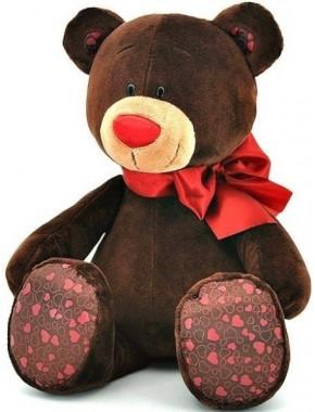 Мягкая игрушка Orange Медведь мальчик Choco сидячий 20см (C004/20)