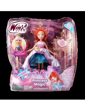 Кукла Winx Поющие Принцессы Блум, 27 см (IW01161401)